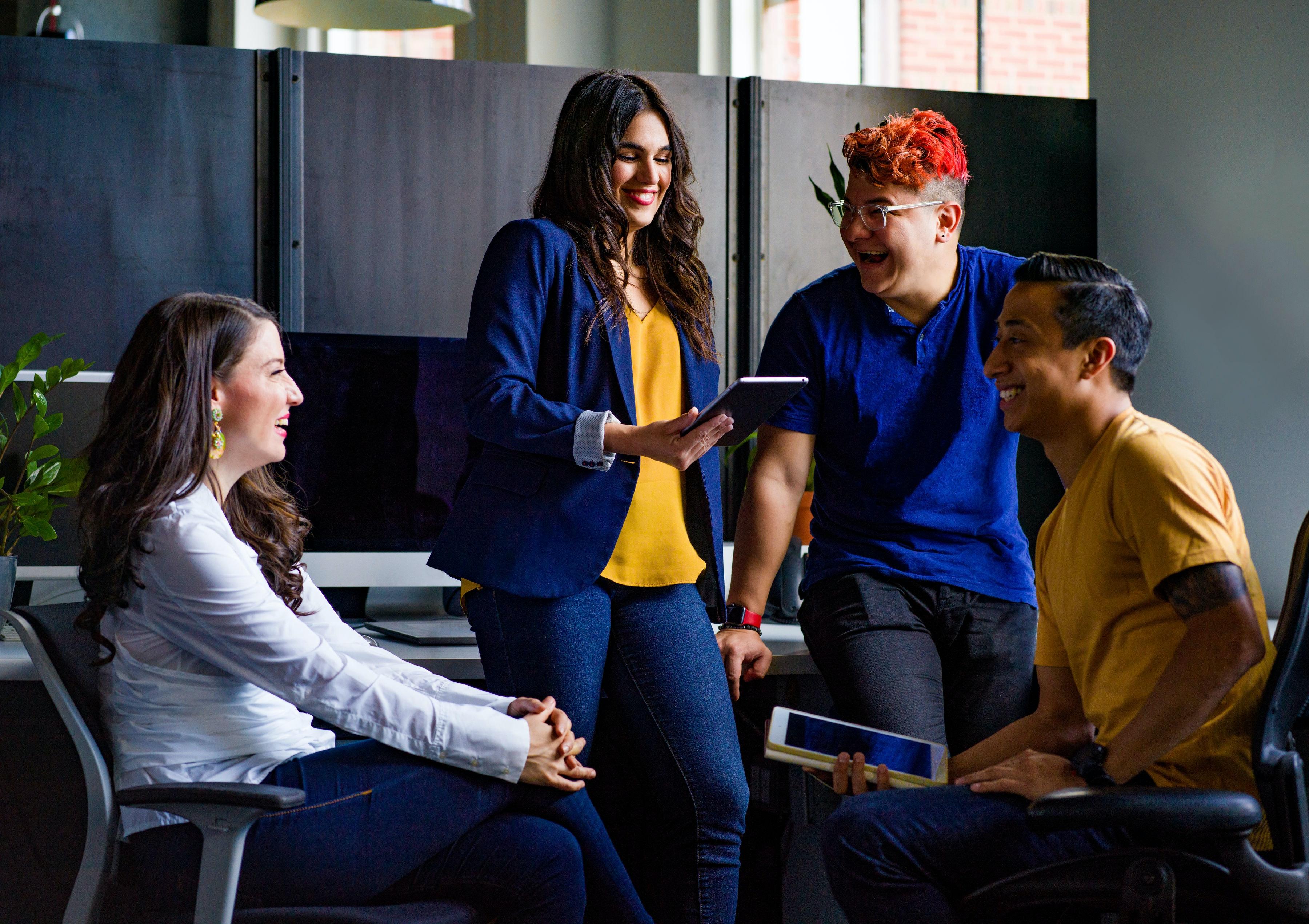 group management, build group trust,