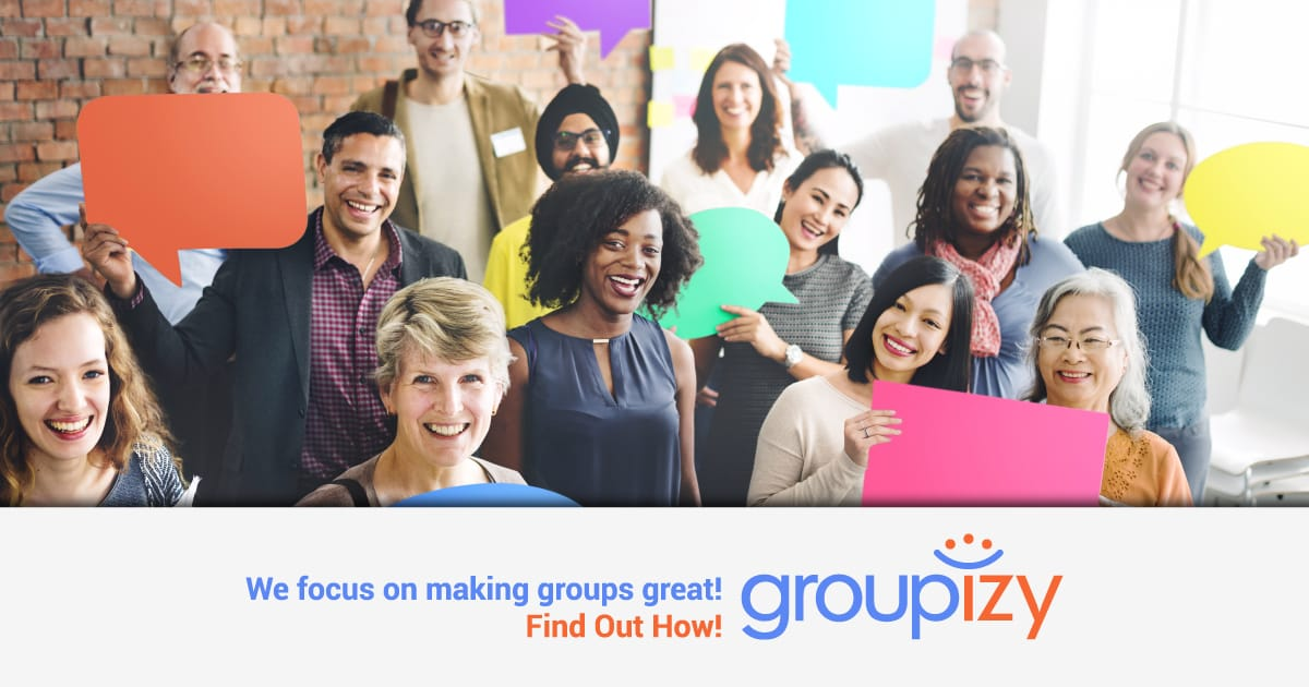 Groupizy is a web-based application to help groups, clubs, organizations etc do what groups of individuals with a shared interest do: communicate, schedule, organize and perform, and make decisions while also storing important artifacts such as documents and images. Groupizy makes groups easy. | https://www.groupizy.com/